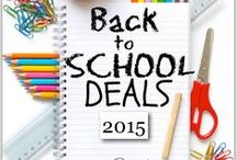 Savin - BACK to SCHOOL / There are many ways to Save for BACK to SCHOOL - check out all the tips, tricks and deals here.