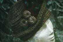 Sombreros de Ana Loreto Martín / Trabajos diseñados y realizados a mano, a punto o ganchillo, por Ana Loreto Martín