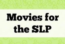 Movies for the SLP / SLP depictions in movies over the years.  Let me know of others!