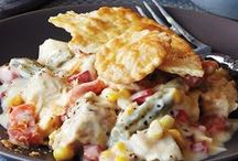 Comfort Food / From cold weather to warmer months, comfort foods are year-round favorites that your family is sure to love. Find quick and easy recipes for Home-Style Meatloaf, Shepherd's Pie, Chicken Pot Pie, Pear Butter, Chili and more. / by Del Monte Brand