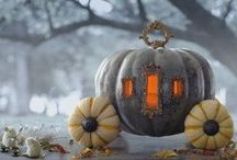 Pumpkin Carving Ideas / by Cynthia Coffield