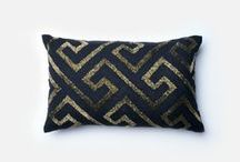 Glamorous Life Pillows / by Loloi Rugs