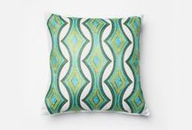 Fresh Air Pillows / by Loloi Rugs