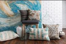 Coastal Vibe Pillows / by Loloi Rugs