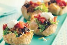 Tex Mex / Get inspiration for your next Tex-Mex meal from tacos to enchiladas to festive salsa.  / by Del Monte Brand