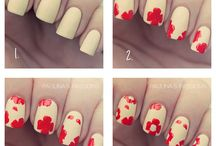 Summer Nails / Nail art ideas for the summer season