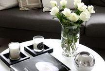 INTERIOR - Coffee table / inspiring interiors - coffee tables!
