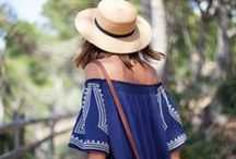 FASHION - Summer / summer outfits
