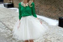 Christmas Outfits / Cute and easy Christmas outfits