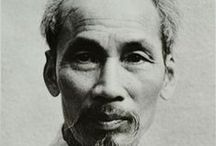 Ho Chi Minh / Misc. pictures of Ho Chi Minh, a.k.a. Uncle Ho