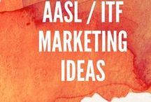 ITF Marketing ideas / Ideas for sharing the news about our upcoming standards