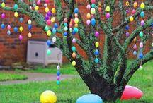 Outdoor Tree Decorations
