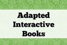 Adapted Interactive books