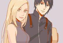 Ino & Sai