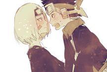 Obito & Rin ❄️