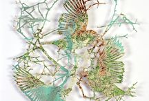 Drawing & Paper Art / Drawings and art on paper, including collages and cut paper