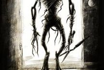 The Creeps / Anything that makes your spine tingle...
