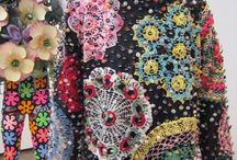 Textiles / Beautiful textile designs and fabric manipulations