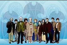 Because the Doctor needs his own board / It's the Doctor. Need I say more? / by Lily Prasuethsut