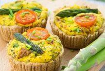 Savoury Vegan Food / by Emma Hawes
