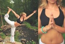 Yoga, Meditation, & Holistic Health / by Kat Spa