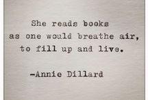 Words. / by Kellie Sloan Brown