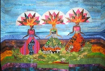 QUILTS ARE ART / by Linda Postlewaite