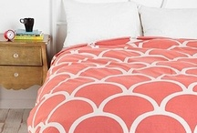 Bedrooms to Redcorate / Coral. Turquoise. Navy Blue. Silver. Knots?  / by Deirdre Riley