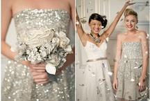 Glitter & Glamour Wedding / Deze donkere wintermaanden vragen om een beetje extra glitter & glamour! Ontdek hier hoe je van je bruiloft iets onvergetelijks maakt, met het bruidspaar natuurlijk als stralend middelpunt.