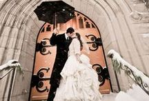 Winter Wonder Wedding / by Covers Couture Bruidsmode