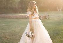 Pure Nature Wedding / Hout, kaarslicht en veel pure stoffen maken van een bruiloft iets heel chics en gezelligs. Doe hier inspiratie op voor een heerlijke, puur natuur bruiloft!