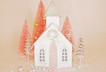 Glitter Houses / by Emma Hawes