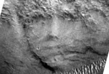 Stuff on Mars?