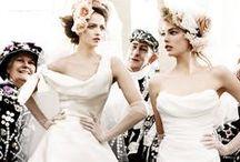 Funky Vintage Wedding