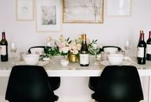 [ diningrooms ] / by Everything Chic