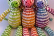 Crochet & Knitting / by Nina