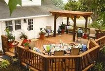 Home Backyard Beauties / by Karen Riley-Belle (Bella Events by Kay)