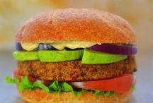 Vegan Burgers / by Emma Hawes
