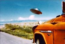 Paul Villa Flying Saucers