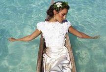 Summer Beach Wedding / Zon, zee en strand... Droom weg op de lange, lome avonden aan de branding. De meest romantische setting voor een 'I Do'!