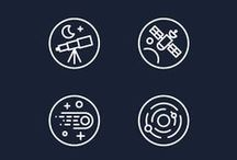 UI - Icons / by Steven Mengin