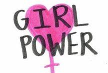 Riot Grrrl / Feminism / Gender Warrior