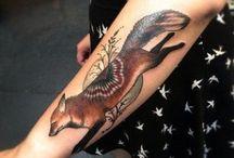 Tattoo art / Tattoos can be art too.  / by Jenessa Casey