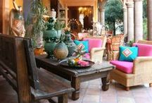 La Hacienda- CASA SOROLLA / a little taste of MEXICO........ / by We three Pinners