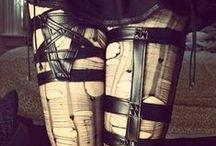 harness&garters