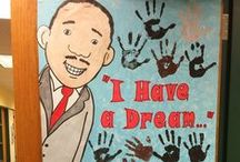 Martin Luther King Day / by Nancy Full