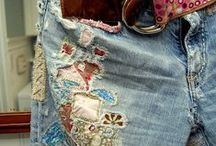 Upcycle Jeans Inspiration