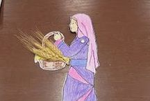 Preschool--Bible: Ruth