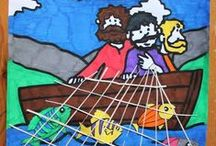 Preschool--Bible: Fishing