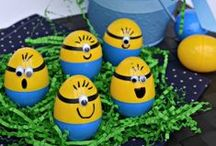 Easter | PARTY TOWN / Let's collect the funniest and most amazing Easter Eggs on costumes. Eggs can dress up as well. Cool!